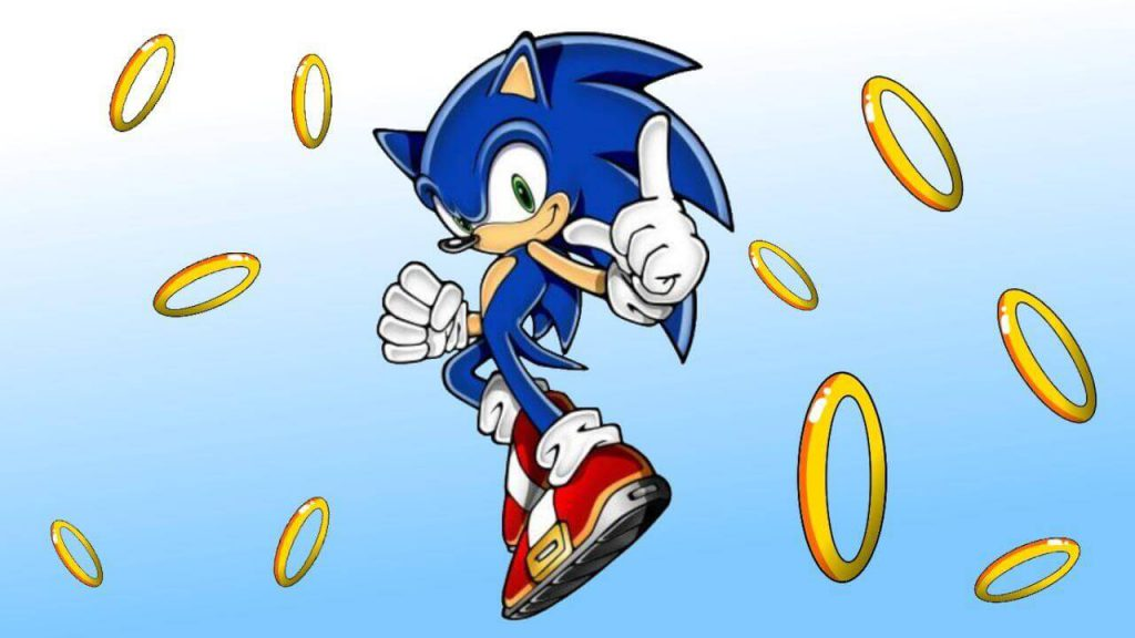 sonic the rings