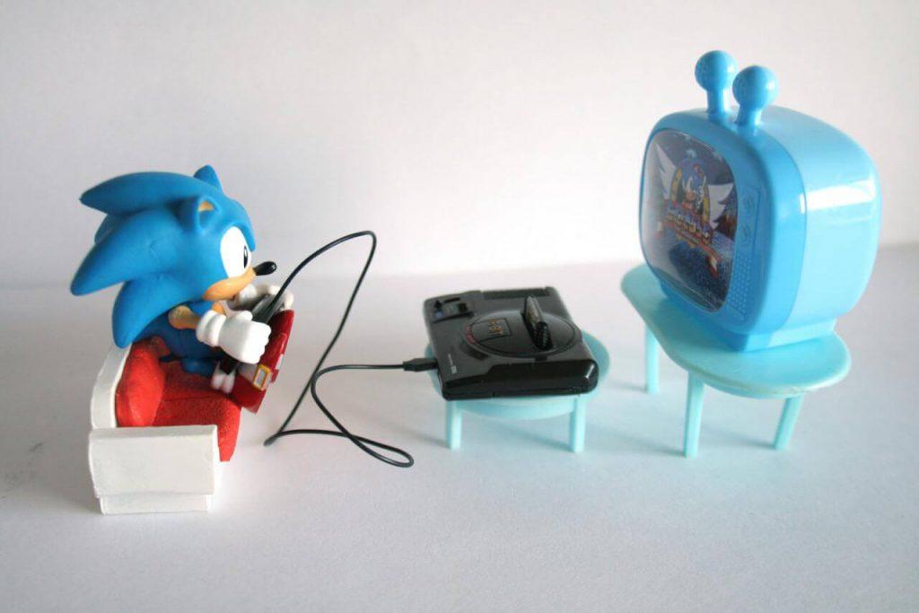sonic the hedgehog 1991