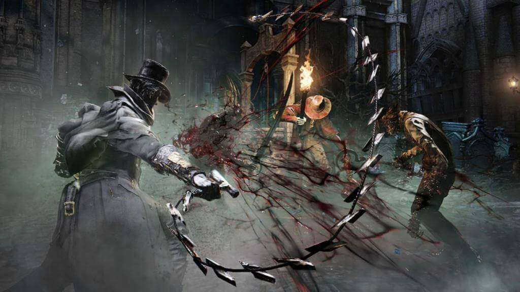 Are you ready to unleash the power of your attacks? Image via Bloodborne Wiki
