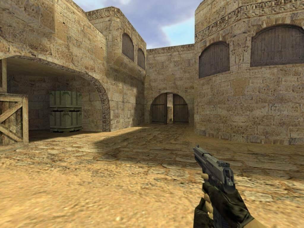 A screenshot in Counter Strike Global Offensive. Photo by CS:GO Wiki Fandom.