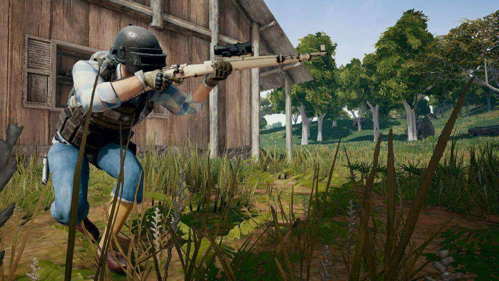 PlayerUnknown's Battlegrounds gameplay best fps shooting games on pc