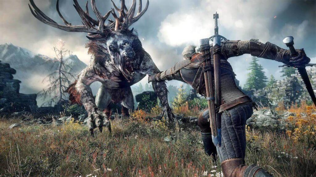 The Witcher 3: Wild Hunt gameplay