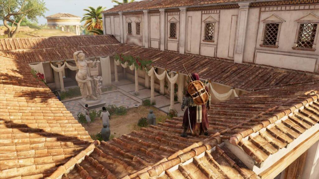 assassin creed series one of the best video games about history