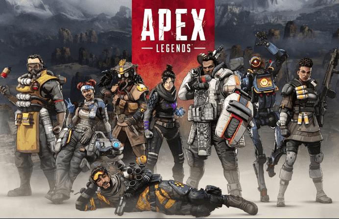 apex legends team