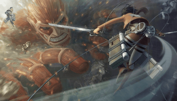 attack on titan xbox one anime game
