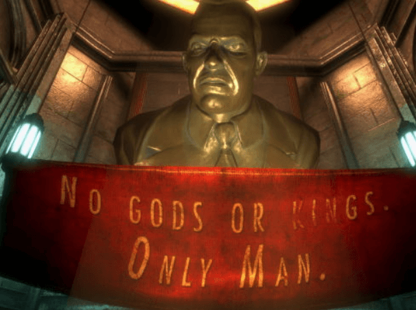 Bioshock - Objectivism best philosophical video games
