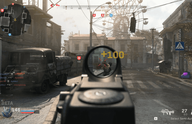 call of duty modern warfare graphics