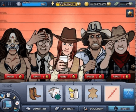 Criminal Case: Pacific Bay gameplay