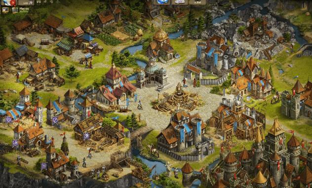 imperia online gameplay