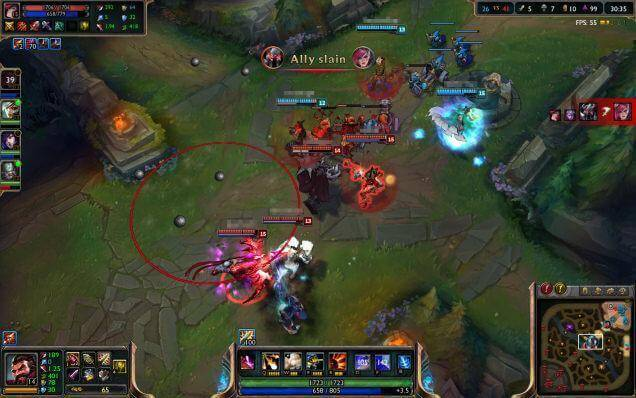 league of legends gameplay best free strategy game for pc