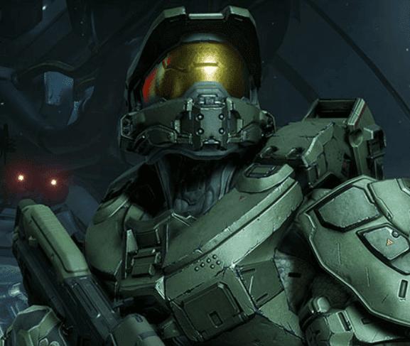 master chief Halo