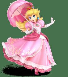 princess peach toadsctool