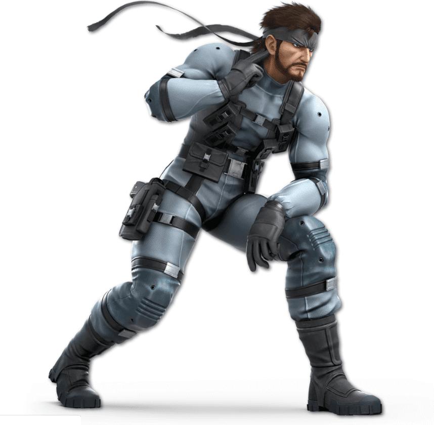 Solid Snake Metal Gear Solid