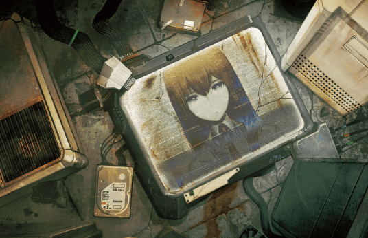 steins gate video game