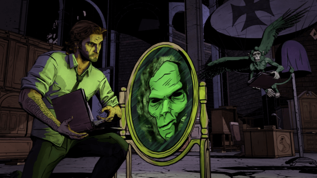 the wolf among us brain detective game