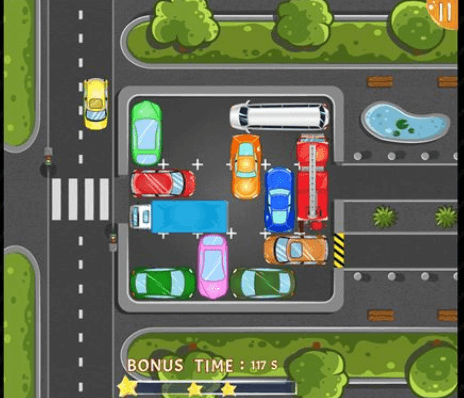Unblock Car gameplay