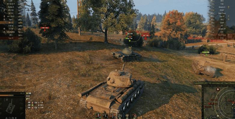 world of tanks gameplay free game pc