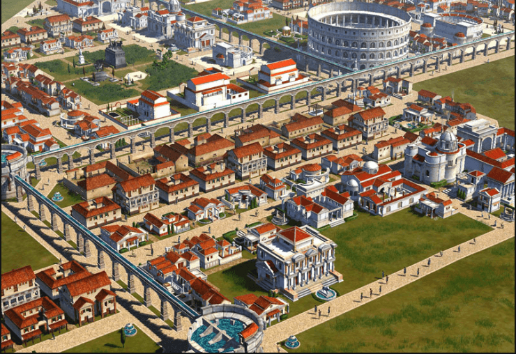 caesar iv one of the best city building games