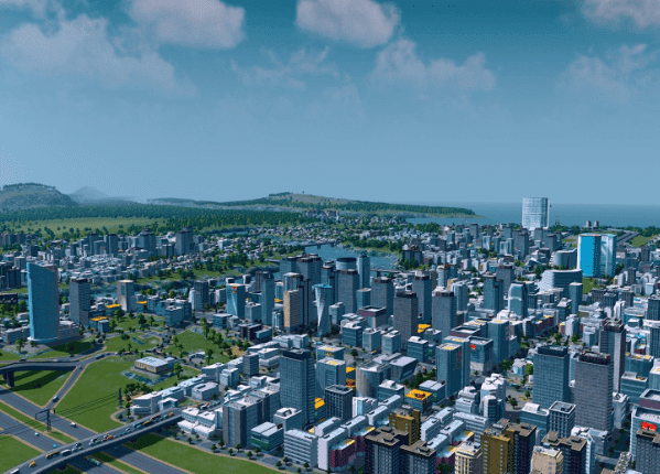 Cities: Skylines has similarities to The Sims