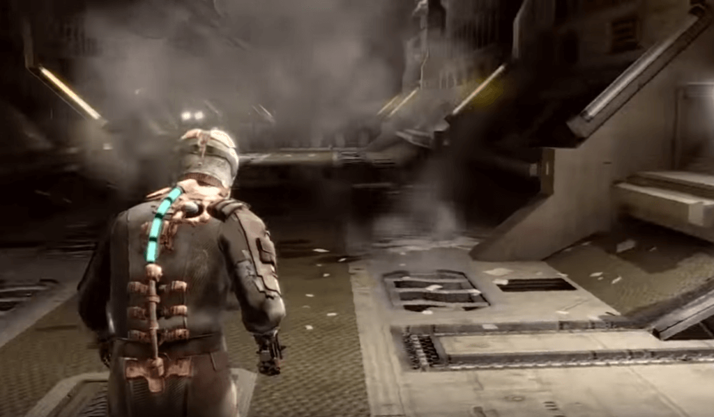 dead space survival horror games with aliens