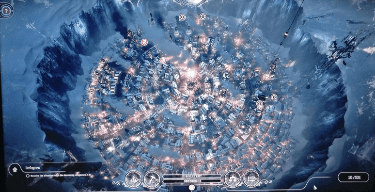 frostpunk city building game
