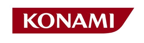 konami game company logo