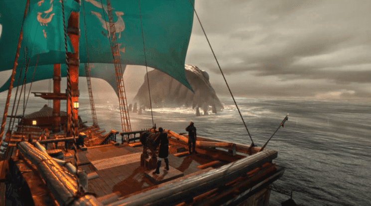 Man O'War: Corsair - Warhammer Naval Battles one of the best video games about pirates