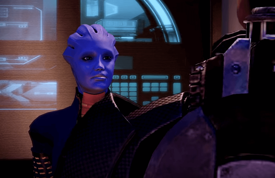 mass effect 2 gameplay one of the best video games with aliens