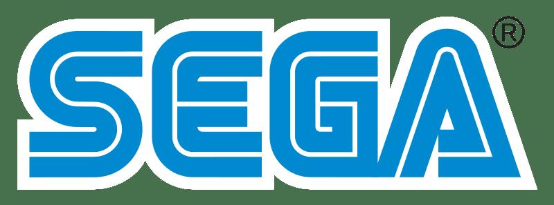 Sega game company logo