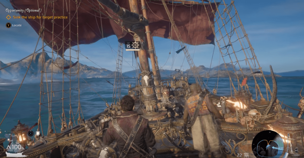 skull and bones one of the best video games about pirates
