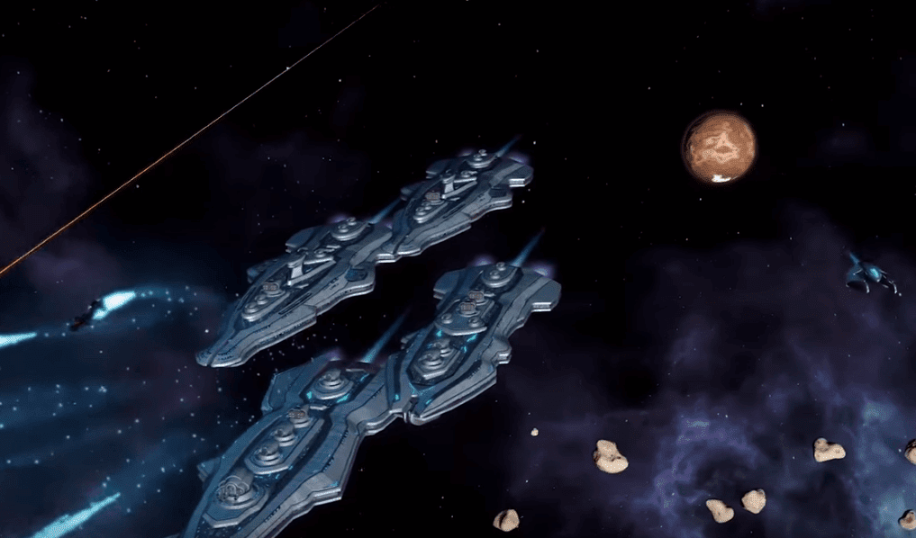 stellaris federation gameplay video games about space