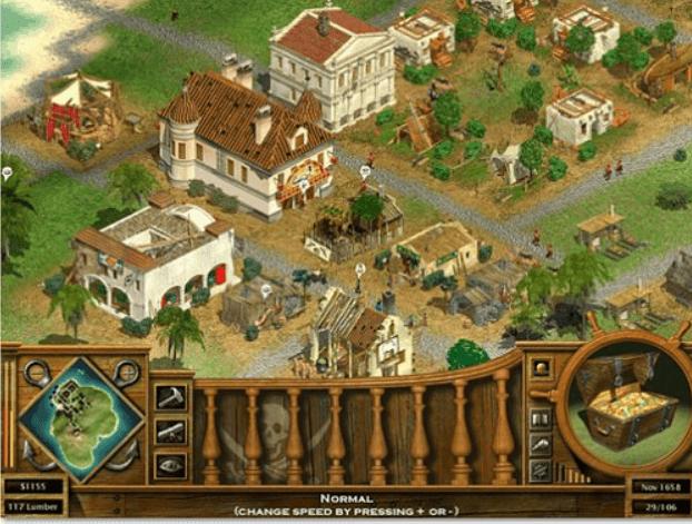 tropico 2 pirate cove video game that includes pirate