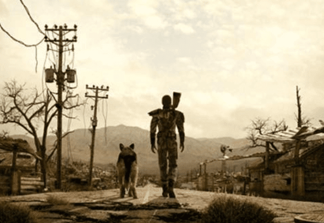 dogmeat in fallout 4