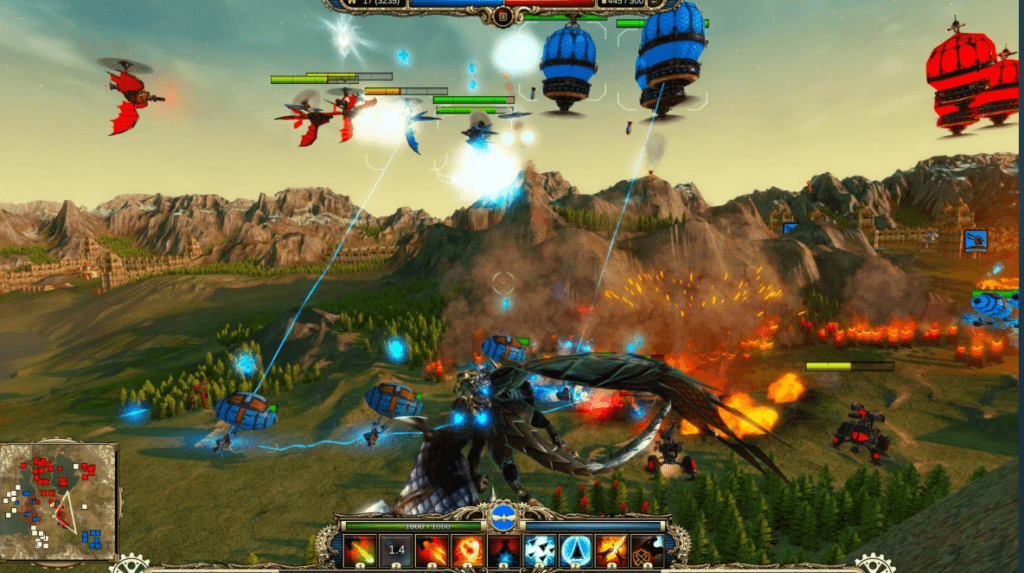 Divinity: Dragon Commander one of the best video games with dragon