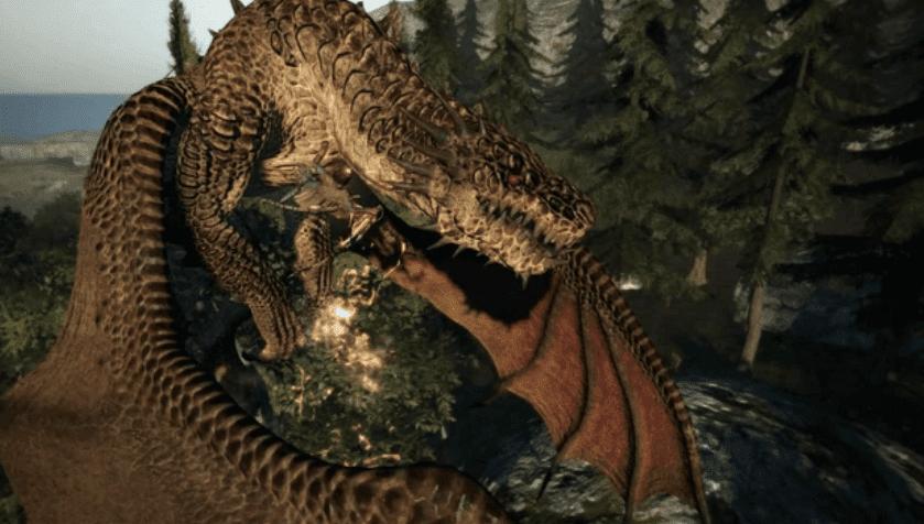 dragon dogma dark arisen drake
