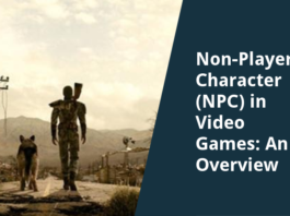 non player characters (NPC) and their role in video games