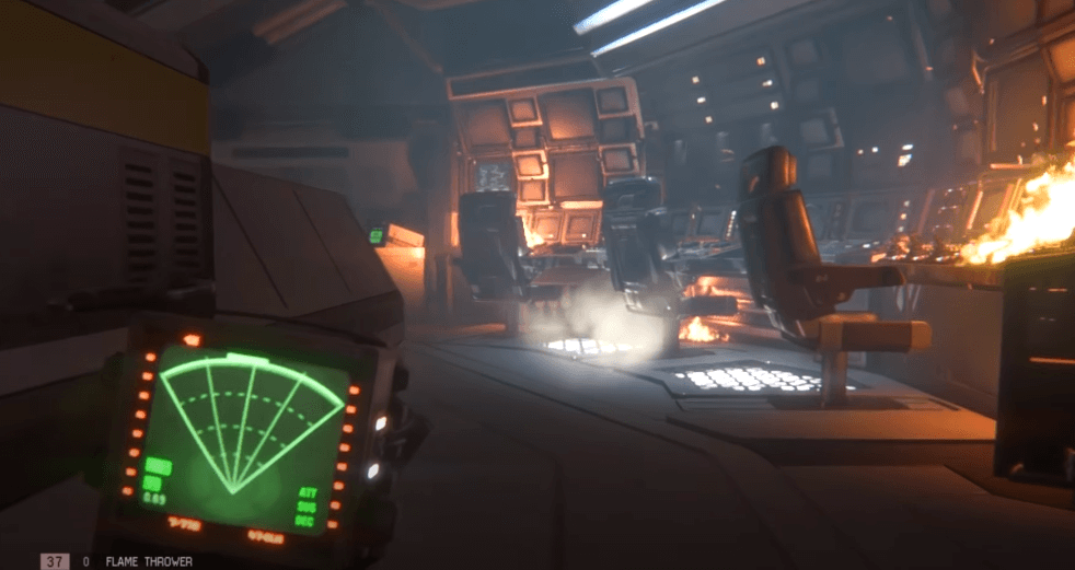 Alien: Isolation one of the best movie-based video game