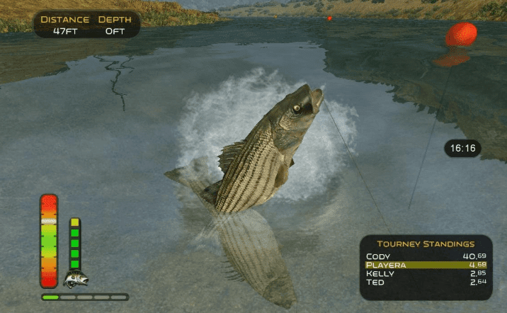 Bass Pro Shops: The Strike one of the best fishing games on PC