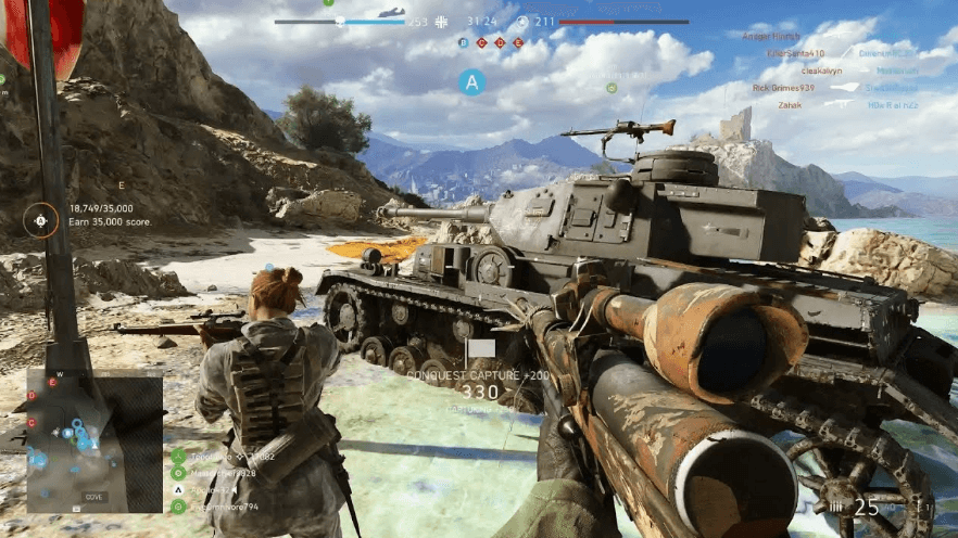 battlefield 5 gameplay fps game for pc