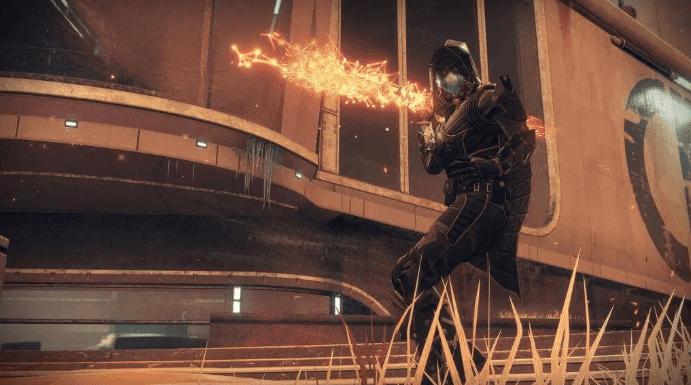 Destiny 2 gameplay xbox one