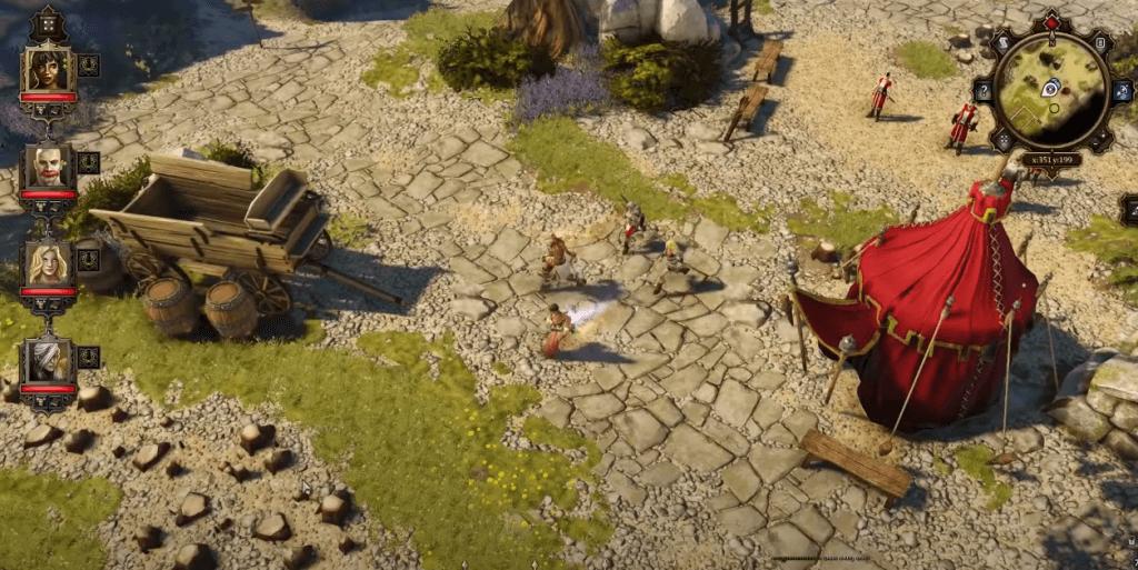 Divinity: Original Sin Enhanced Edition gameplay xbox one rpg game