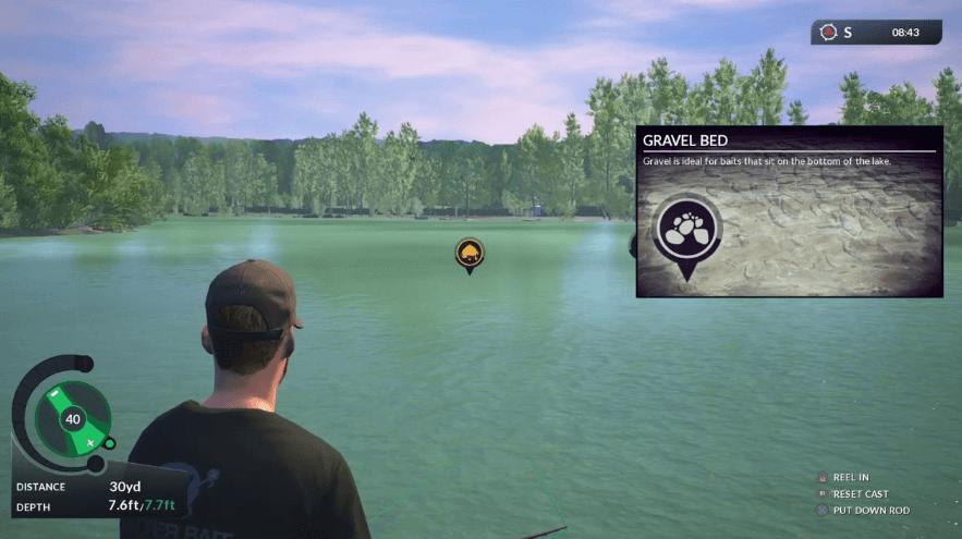 Euro Fishing gameplay PC