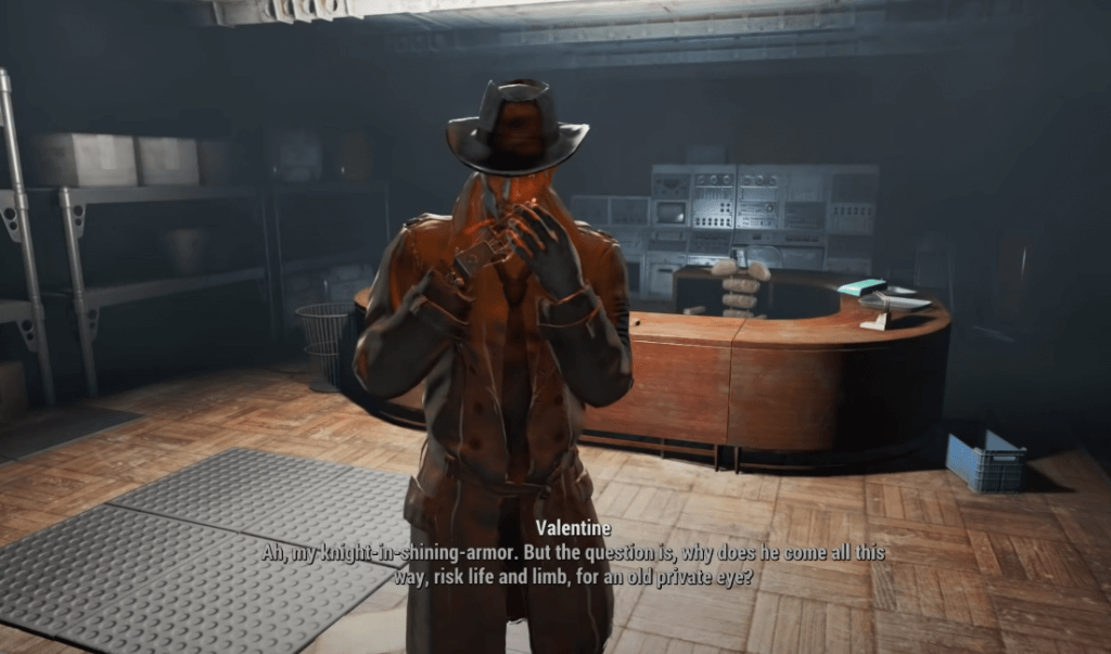 fallout 4 gameplay xbox one