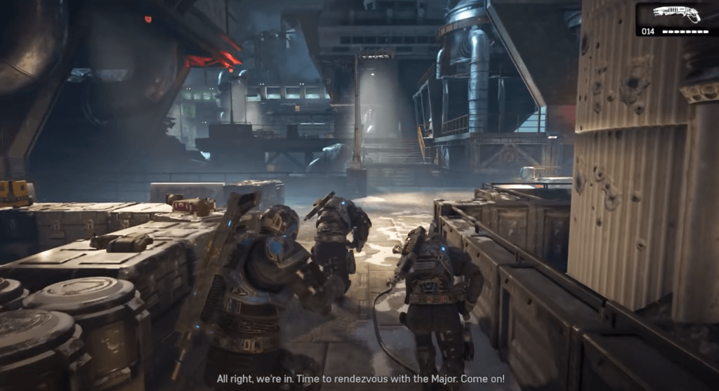 Gears of War 4 TPS games on PC best graphics