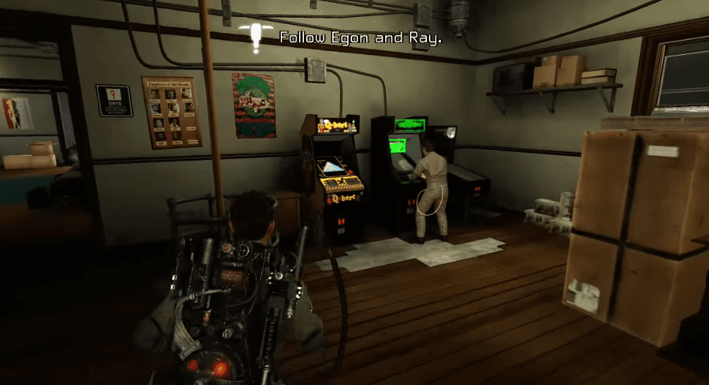 Ghostbusters: The Video Game is a video game from movie