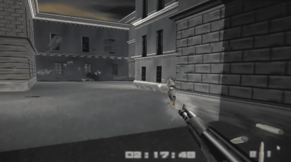 GoldenEye 007 (1997) video gameplay