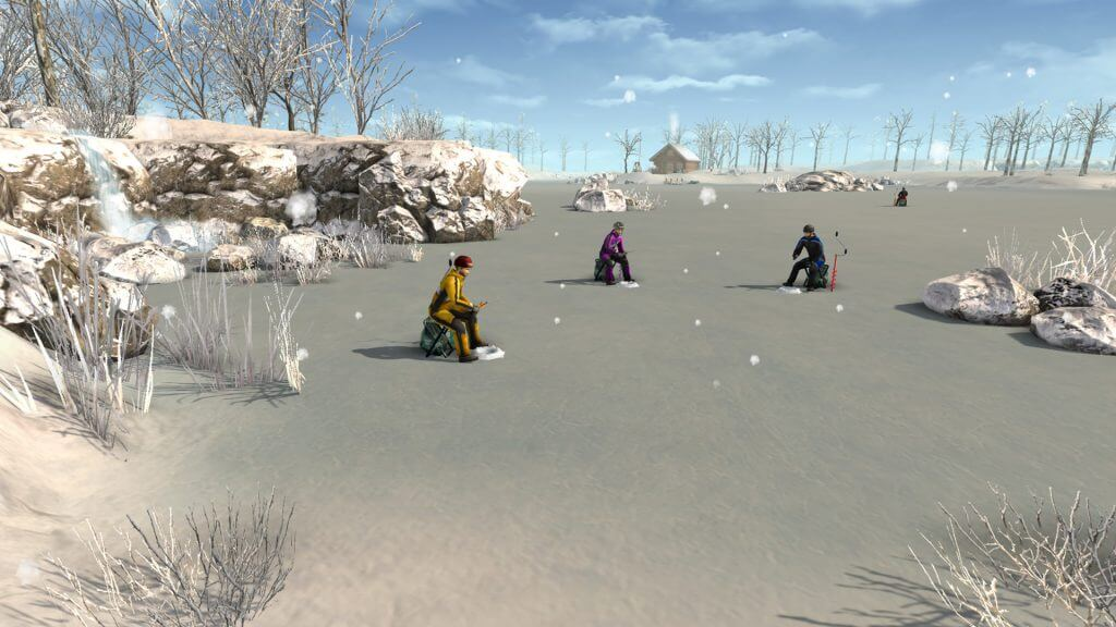 ice lakes fishing game for pc gameplay