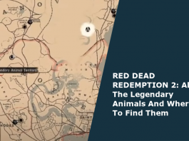 RED DEAD REDEMPTION 2: All The Legendary Animals And Where To Find Them