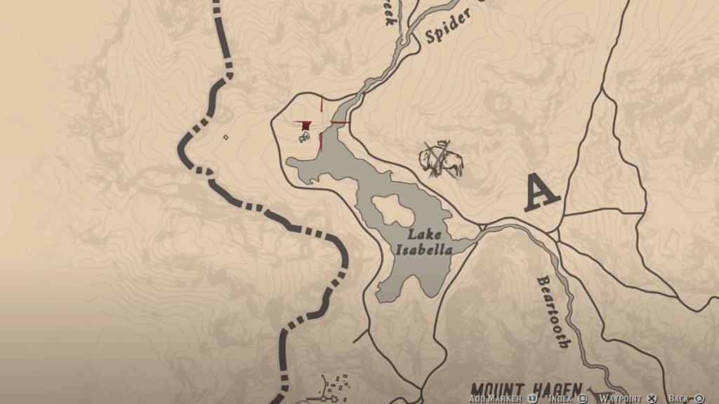 Legendary Boar map location rd2