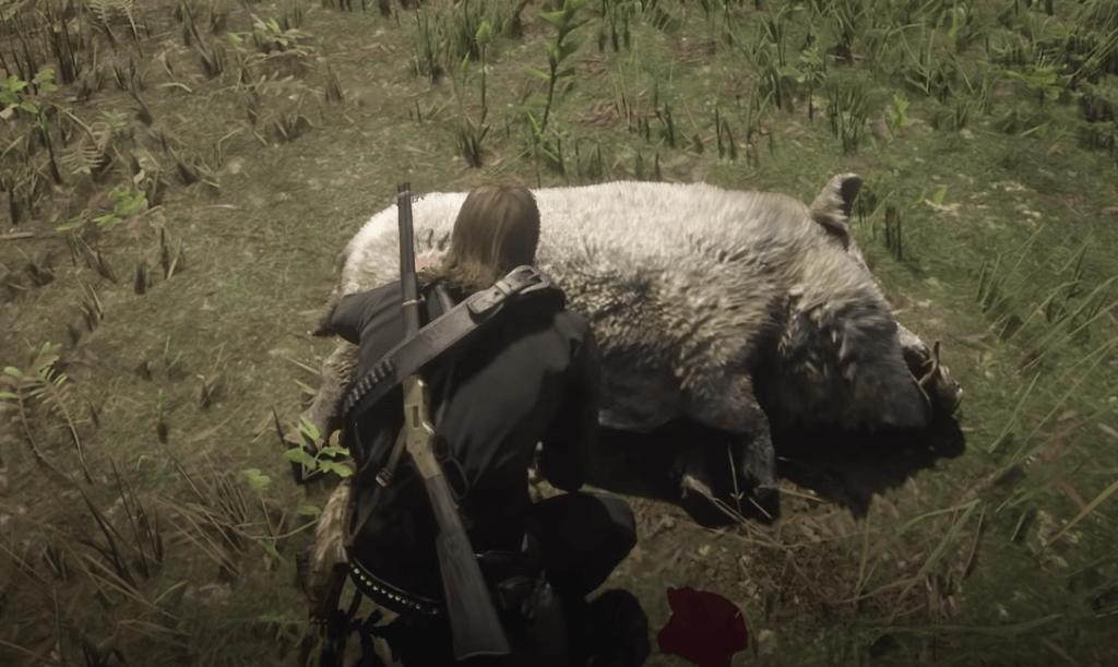 Legendary Boar rd2